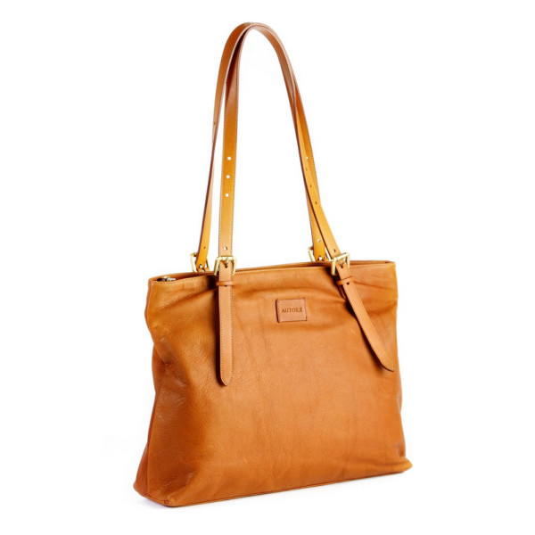 1-shopperbag-cognac-front